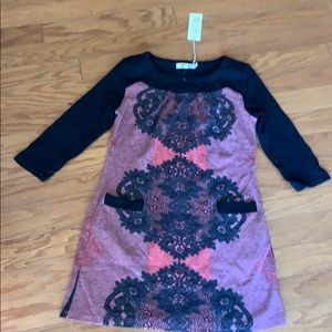 Aryeh winter sweater dress